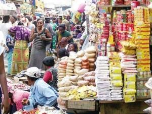 Typical informal market