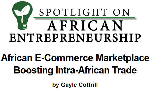 African ECommerce Marketplace Boosting Intra African Trade