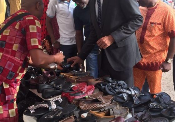 Finding buyers for your made in Nigeria goods.