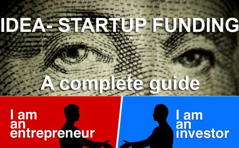 startup, funding, money
