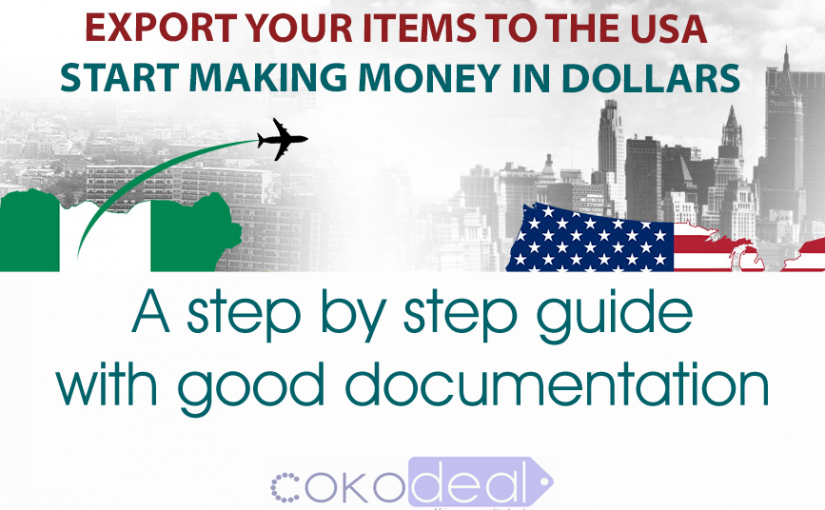 Foodstuff and commodities export on cokodeal to find foreign buyers in USA, UK , Canada